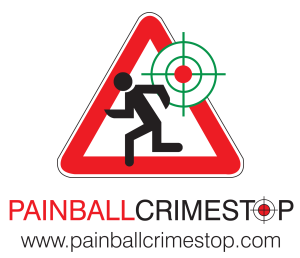 Painball crimestop Logo